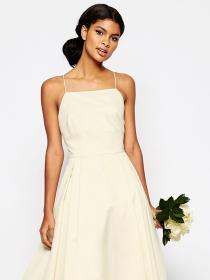 Vestidos de novia low cost: de ASOS a H&M pasando por MANGO