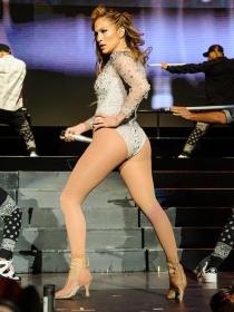 10 veces que Jennifer Lopez debería asegurar su culo