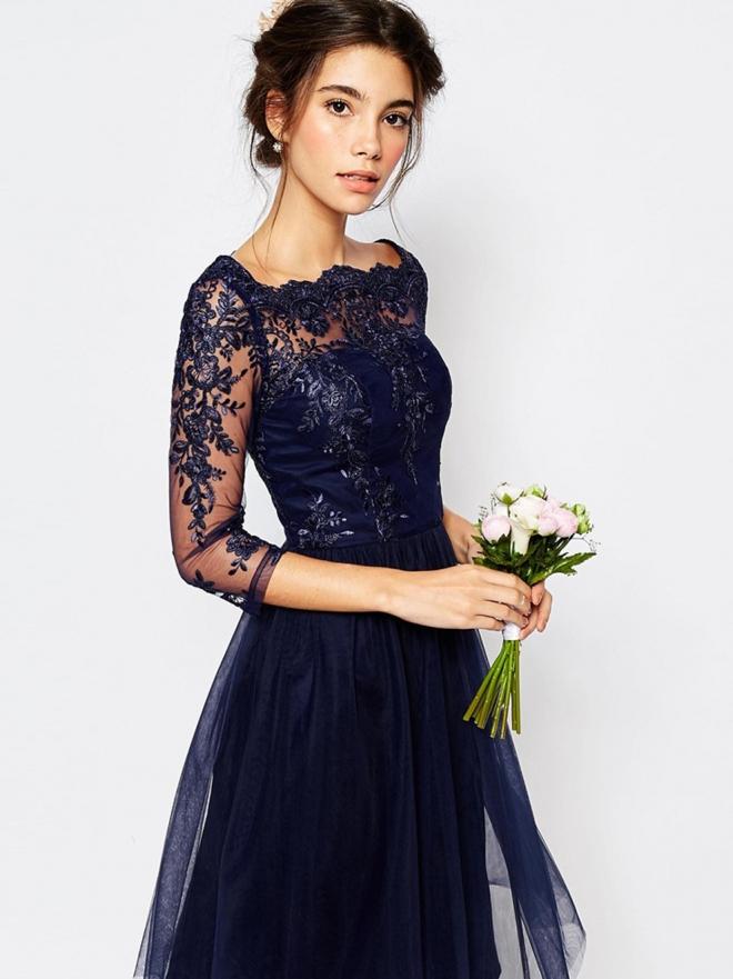 Vestidos para dama de honor