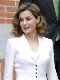 10 peinados de comunión para madres según la reina Letizia
