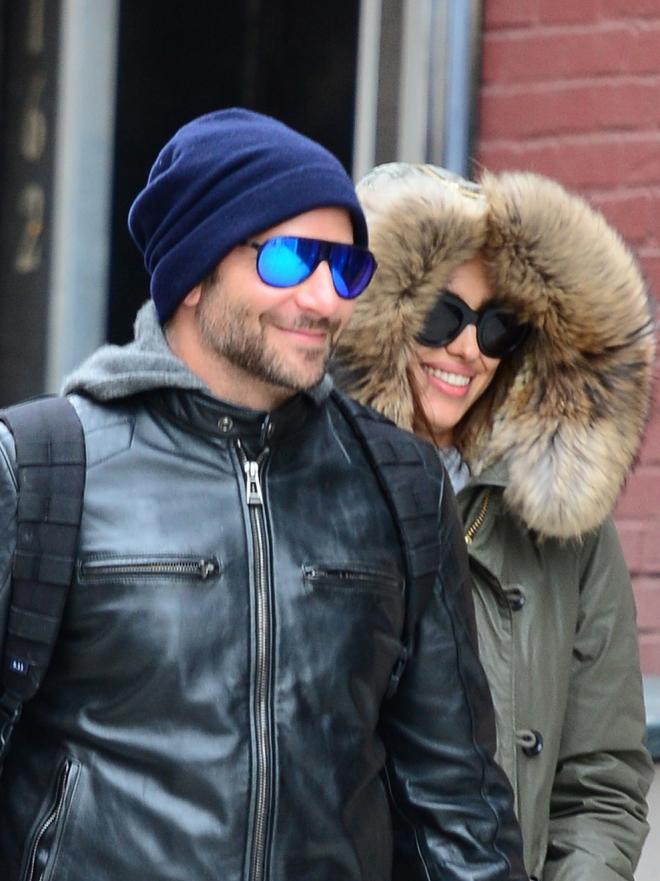 Bradley Cooper e Irina Shayk juntos: un amor muy sexy