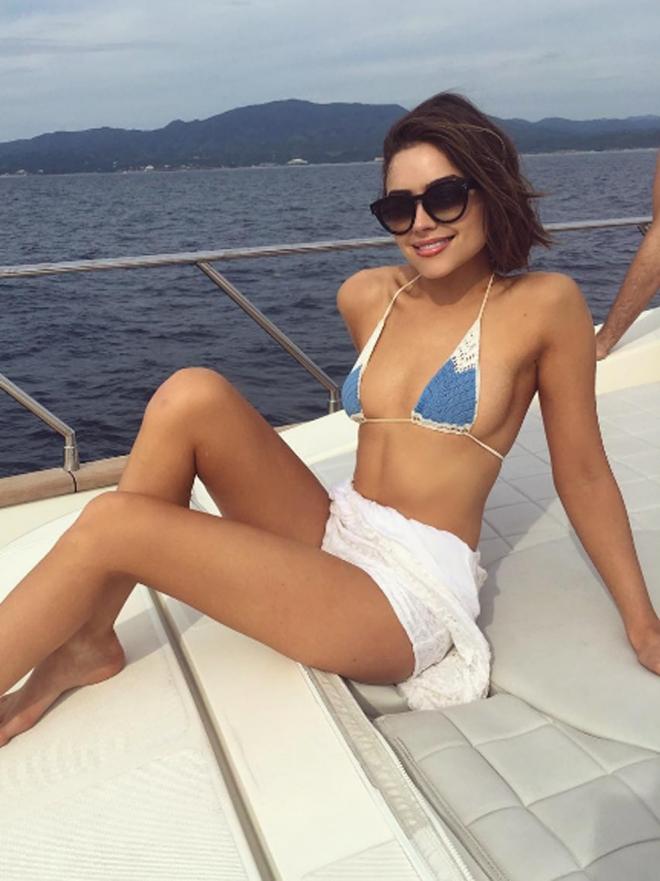 Las fotos más sexys de Olivia Culpo en Instagram