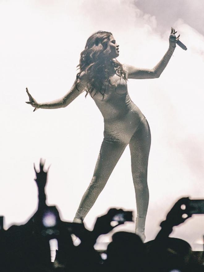Las mejores fotos de Revival Tour, la gira de Selena Gomez