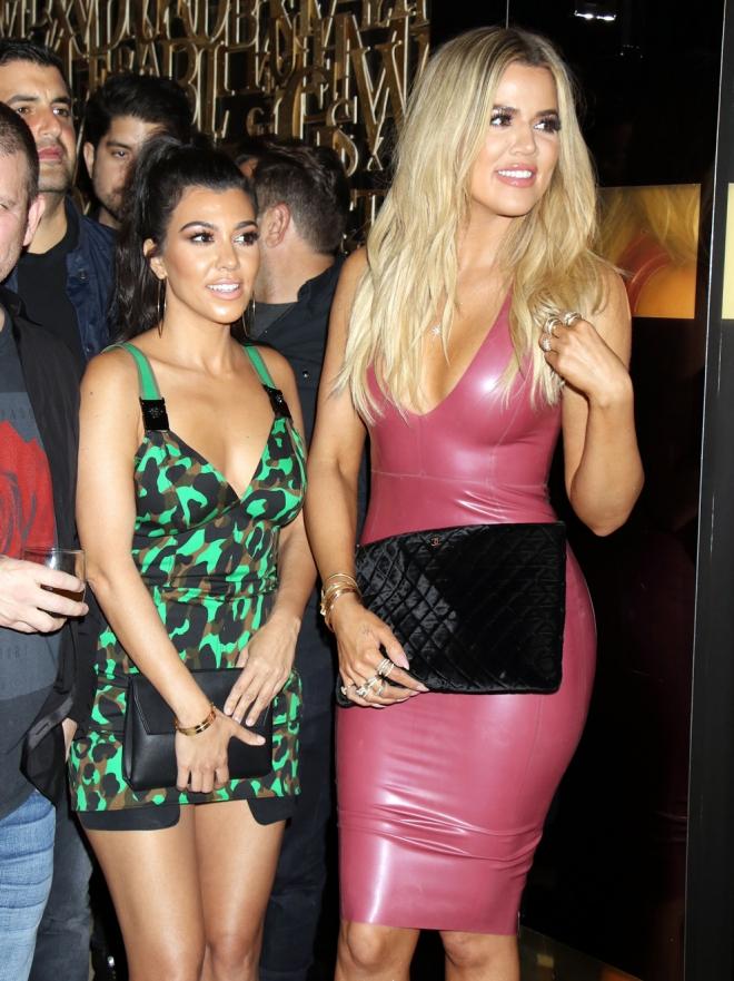 El cumpleaños más salvaje de Scott Disick con las Kardashian