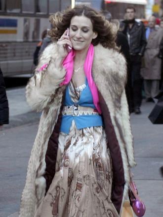 Test: descubre qué personaje de Sexo en Nueva York serías