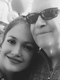 JLo y las fotos más lindas de los famosos con sus padres