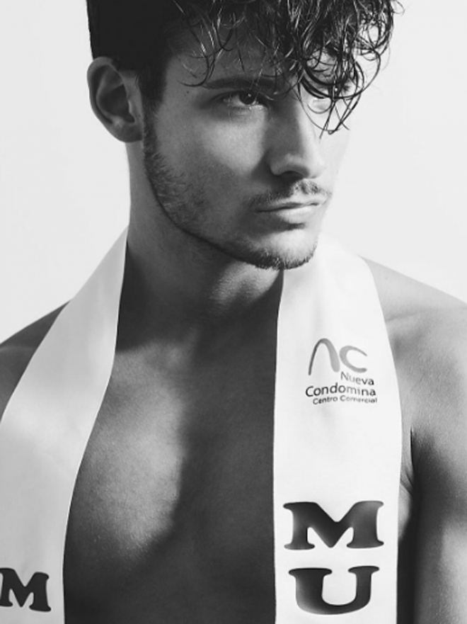 Mister World Spain: Así es el sexy y guapo Ángel Martínez Elul