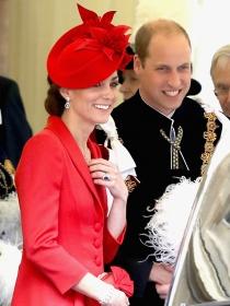 Kate Middleton y Guillermo, el amor de los duques de Cambridge