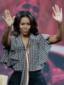 Michelle Obama, así es la fantástica Primera Dama de EEUU