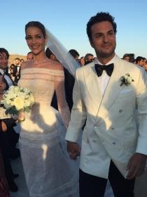 La boda de Ana Beatriz Barros: bañador y Alessandra Ambrosio
