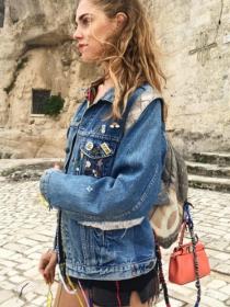 Chiara Ferragni y otras famosas adictas al 'half-up bun'