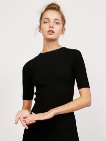 10 vestidos negros de verano para ser la más sofisticada
