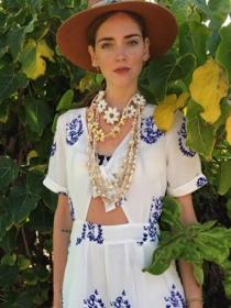 Los mil y un looks con sombrero de Chiara Ferragni