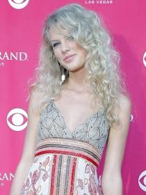 Así era y vestía Taylor Swift antes de ser tan famosa