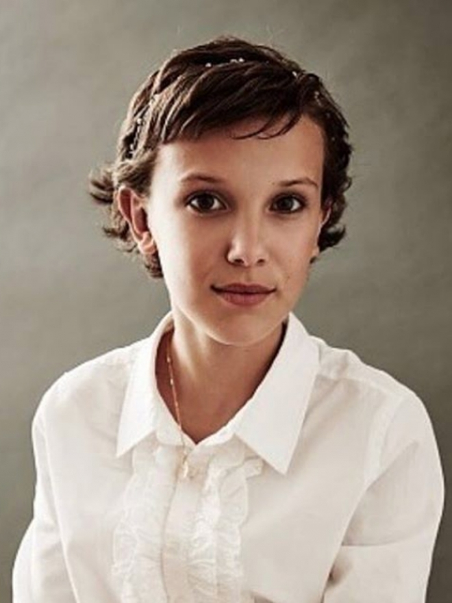 Millie Bobby Brown: la niña prodigio de 'Stranger things'