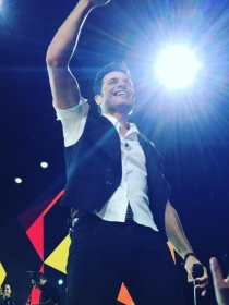Chayanne, Ricky Martin y los artistas latinos más sexys