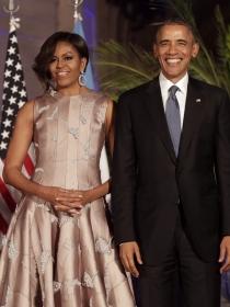 Michelle y Barack Obama, así es el amor en la Casa Blanca