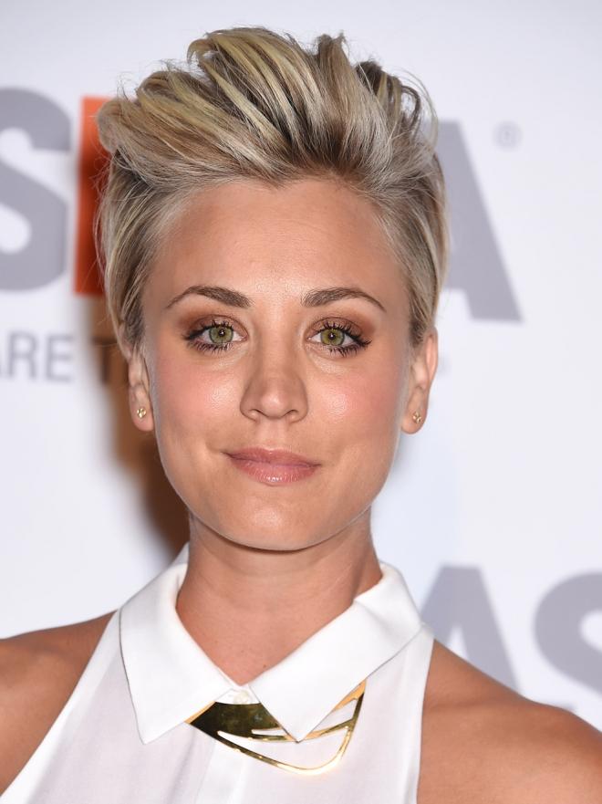 Los cortes de pelo corto m s cool de las famosas - Peinados de famosos ...