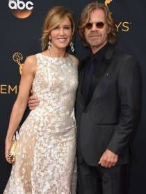 Felicity Huffman y William H. Macy, un amor maduro y estable
