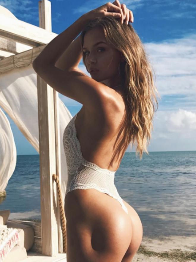 Las Fotos Más Sexys De Josephine Skriver En Instagram
