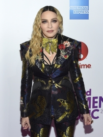 Madonna y otras famosas que son orgullosamente feministas