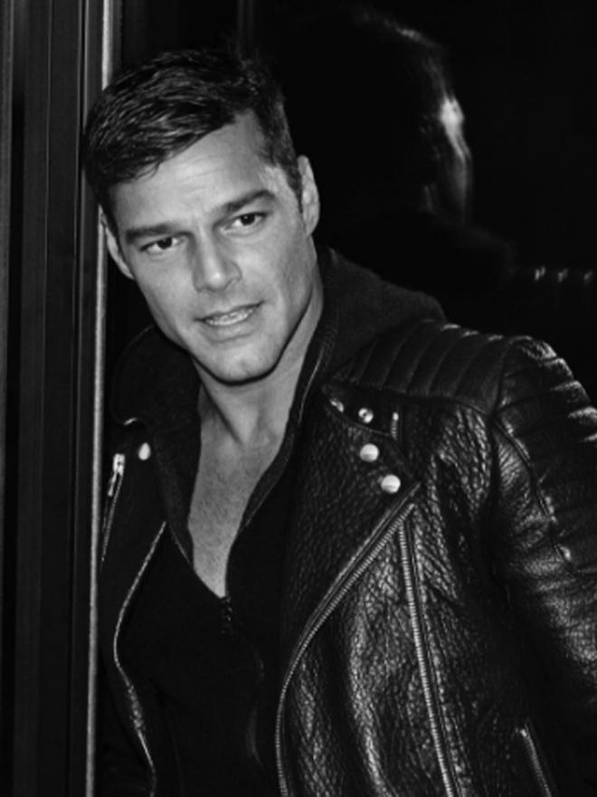 Las fotos más sexys del cantante Ricky Martin