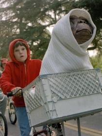 Así han cambiado los actores de ET el extraterrestre