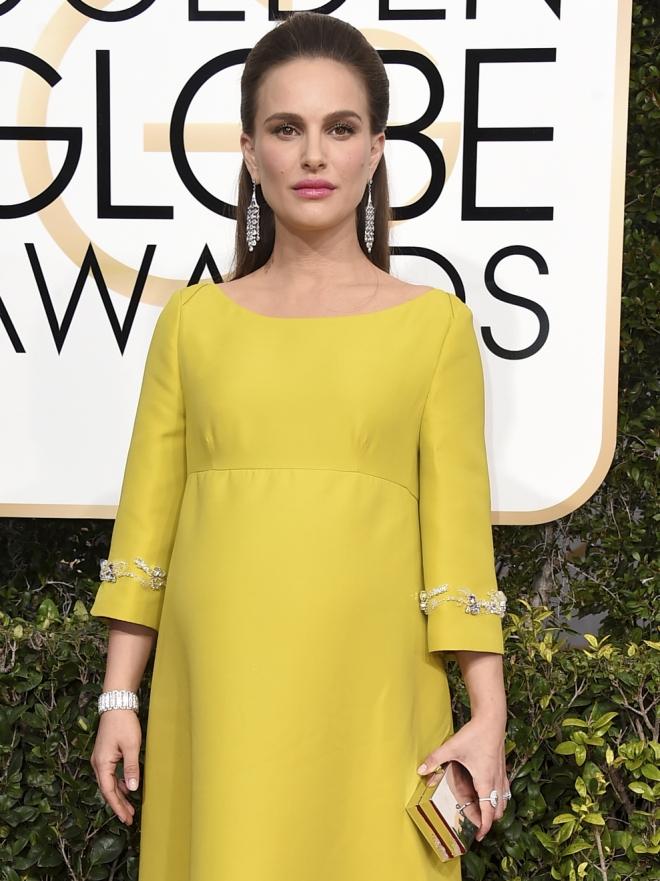 Los mejores looks de embarazo de Natalie Portman