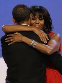 Los gestos más románticos de Barack y Michelle Obama