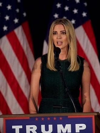 10 pistas para conocer a Ivanka, el ojito derecho de Trump