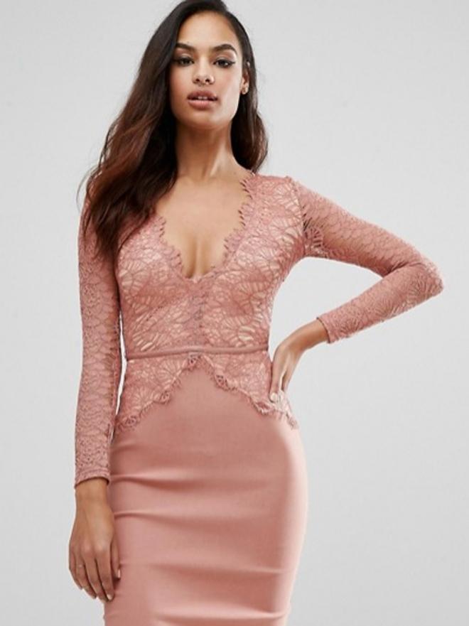 vestidos de ASOS por menos de 100 euros para bodas de mañana