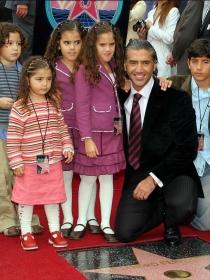 Las fotos más bellas de Alejandro Fernández con sus hijos