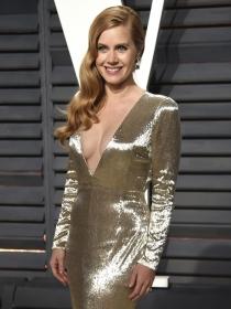 Oscars 2017: vestidos metalizados para una alfombra roja brillante