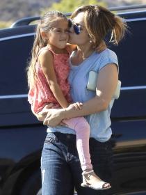 Jennifer Lopez y las fotos más tiernas con sus hijos