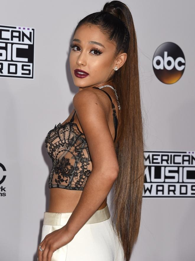 Espectacular ariana grande peinados Imagen de cortes de pelo consejos - 8 cosas que NO sabías sobre Ariana Grande