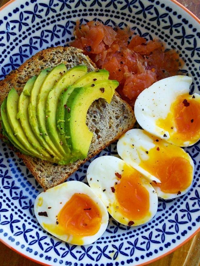 10 fotos de desayunos en Instagram que te harán la boca agua