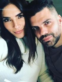 La historia de amor de Alejandra Espinoza y Aníbal Marrero