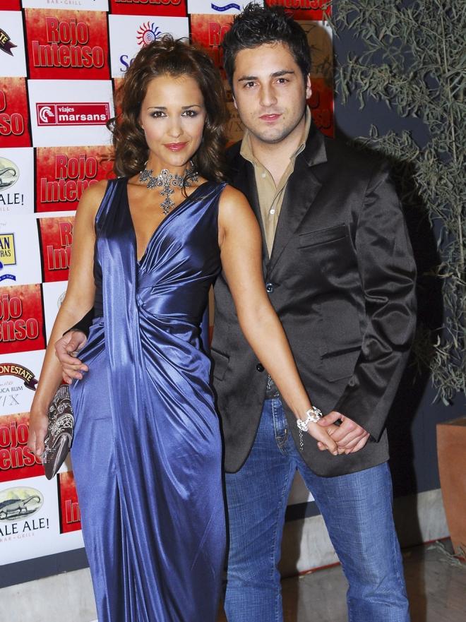 Así de mal vestían en el pasado Bustamante y Paula Echevarría