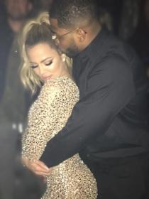 Khloé Kardashian y Tristan Thompson: la historia de amor feliz