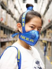 No imaginas todo lo que puedes hacer con una bolsa de Ikea
