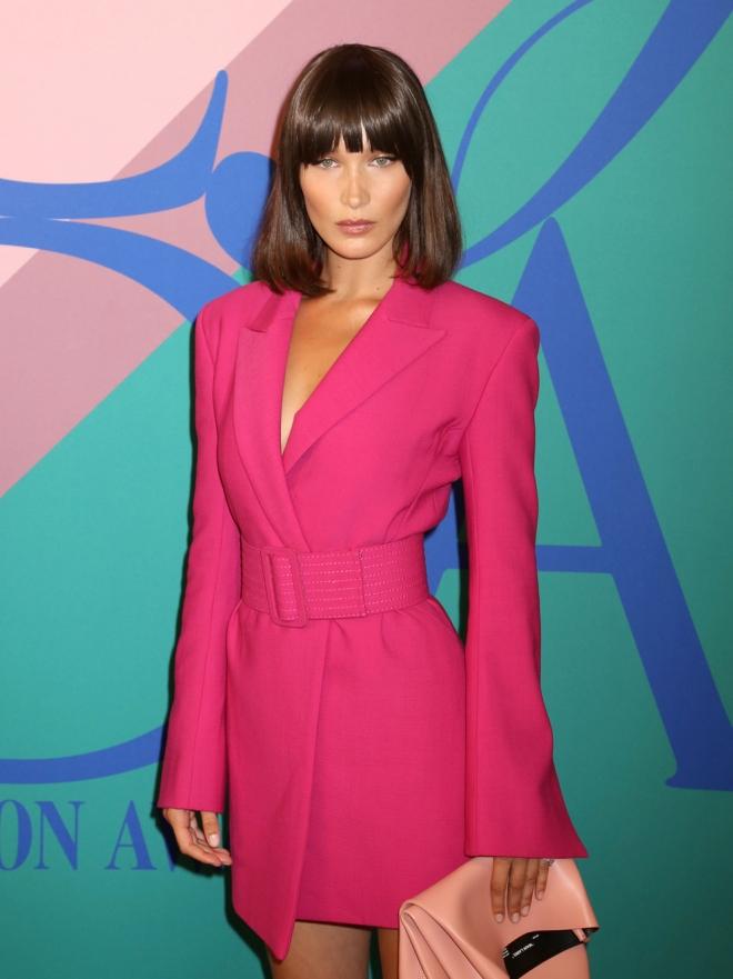 Look monocromático: celebrities que visten de un solo color