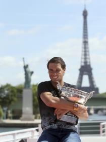 Así ha cambiado Rafa Nadal, el campeón de Roland Garros