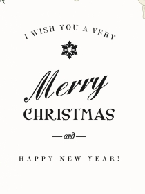 Mensajes para felicitar la Navidad por WhatsApp