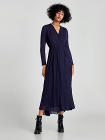 10 vestidos de nochevieja de ZARA para recibir al 2018