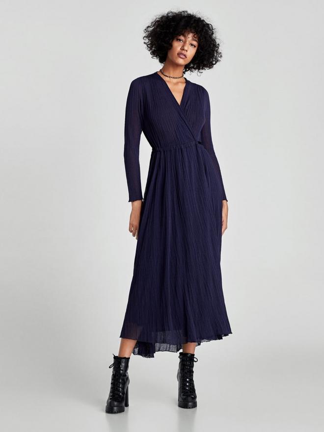 Vestidos nochevieja 2018 zara