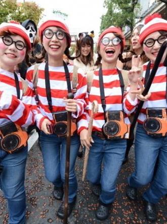 Disfraces de Carnaval en grupo: Más de 30 divertidas ideas