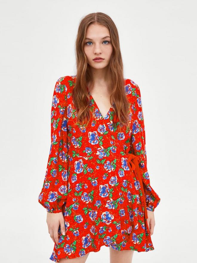 Vestidos De Para 2018 Primavera Zara La 10 RTndwxZT