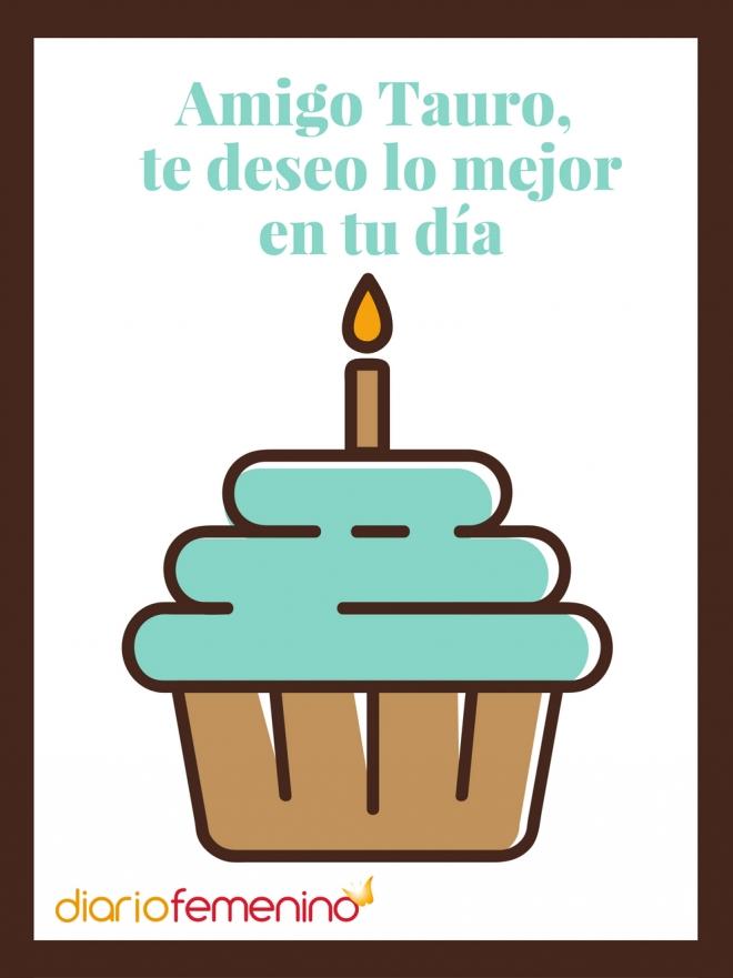 Ideas de tarjetas de felicitación para Tauro en su cumpleaños