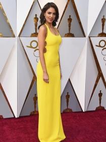 Las peor vestidas de los Oscars 2018 y su alfombra roja