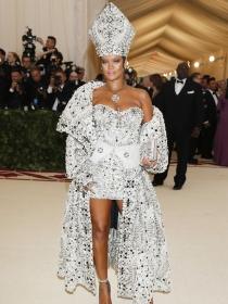Gala Met 2018: los looks más raros de Rihanna, Blake Lively, Kendall Jenner...